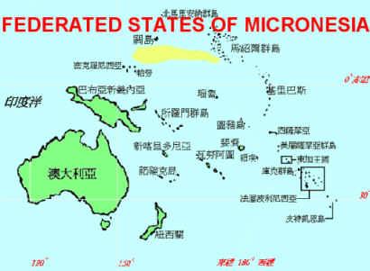 弗里西亚群岛 地图