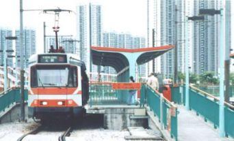 天水圍輕鐵總站